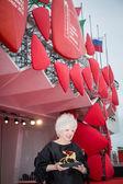 Thelma Schoonmake — Zdjęcie stockowe