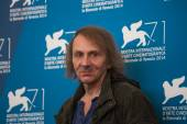 Michel Houellebecq — Stock Photo