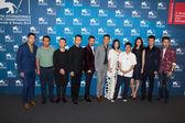 Wang Qianyuan, Zhang Yi, Yuan Wenkang, Zhu Yawen, Tuan Yuan, Ann Hui, Tang Wei, Feng Shaofeng, Sha Yi — Stock Photo
