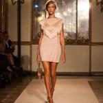 Elisabetta Franchi - Milan Fashion Week Spring-Summer 2015 — Stock Photo #53927601