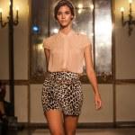 Elisabetta Franchi - Milan Fashion Week Womenswear Spring-Summer 2015 — Stock Photo #53927617