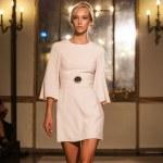 Elisabetta Franchi - Milan Fashion Week Spring-Summer 2015 — Stock Photo #53927777