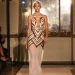 Elisabetta Franchi - Milan Fashion Week Womenswear Spring-Summer 2015 — Stock Photo #53927823