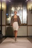 Elisabetta Franchi -  Milan Fashion Week Womenswear Spring-Summer 2015 — Stock Photo