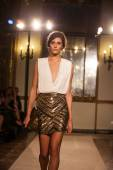 Elisabetta Franchi -  Milan Fashion Week Spring-Summer 2015 — Stock Photo