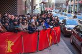 65th Berlinale International Film Festival — Stock Photo