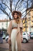 Gucci Fashion show at the Milan Fashion Week — Stock Photo