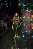 Aigner show at the Milan Fashion Week — Stock Photo