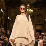 Nicholas K show at the Milan Fashion Week — Stock Photo #67057129