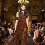 Nicholas K show at the Milan Fashion Week — Stock Photo #67057363