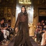 Nicholas K show at the Milan Fashion Week — Stock Photo #67057423