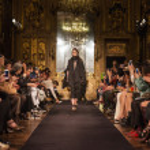 Nicholas K show at the Milan Fashion Week — Stock Photo #67057683