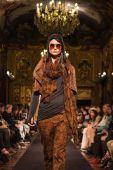 Nicholas K show at the Milan Fashion Week — Stock fotografie