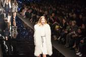 Ermanno Scervino show at the Milan Fashion Week — Stock Photo
