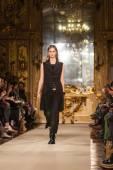 Cividini show at the Milan Fashion Week — Stock Photo