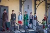 GUCCI fashion show — Stock Photo