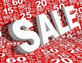 Prodej pozadí — Stock vektor
