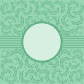 Vector elegant vintage background.  — Stock Vector