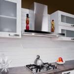 Modern kitchen interior — Stock Photo #55290899