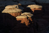 Rocks in the light — Stockfoto
