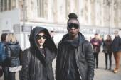 Milan Fashion week, Italy — ストック写真