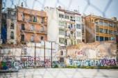 Barcelona city centre — Foto de Stock