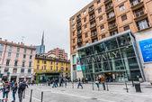 Eataly in Milan may 2015 — Stock Photo