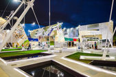 Universal exposition on the theme of food in Milan — ストック写真