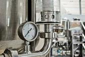 Manometer pressure — Stock Photo