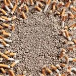 Cigarettes frame — Stock Photo #53535269