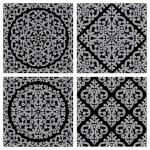 Vintage seamless pattern — Stock Vector #53108409