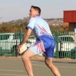 Korfball League Mens games — Stock Photo #76083127