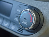 Car Air Conditioner — Stock Photo