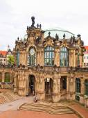 Zwinger - palace in Dresden, Germany — Stock Photo