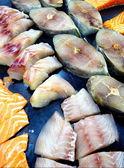 Frozen Fish Meat — Photo