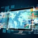 Internet Multimedia Server — Stock Photo #59421835