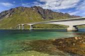 Atlantic Road. Norway — Stock Photo