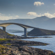 Picturesque views of the Atlantic Road. Norway. — Stock Photo #66046969