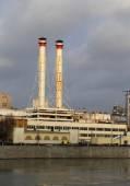 Tepelných elektráren i — Stock fotografie