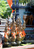 Sculptuur in thailand — Stockfoto