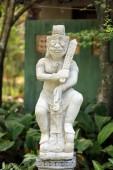Sculpture in Thailand — Stock Photo