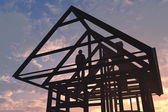 Construction. — Stock Photo