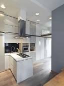 Modern kitchen — Fotografia Stock