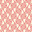 Pink hearts seamless pattern valentines background — Stock Vector #62793539