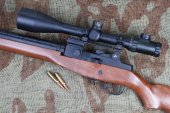 M14 sniper rifle — Stock Photo