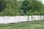 советской армии военная база — Стоковое фото