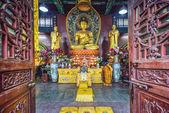 Hongfu Temple of Guiyang, China — Stock Photo
