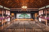 Kabuki Theater Stage — Stockfoto