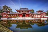 Byodo-in Temple in Kyoto, Japan — Stock Photo