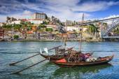 Porto, Portugal Cityscape — Stock Photo